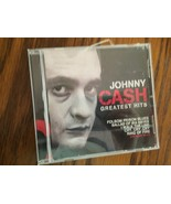 Johnny Cash Greatest Hits CD 0 11891 60117 7 - $7.87