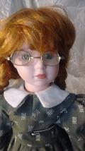 Seymour Mann porcelain Doll Megan - $25.00