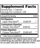 Enzymedica, Lypo Gold, Keto Supplement to Support Fat (120 Servings) (FFP) - $154.23