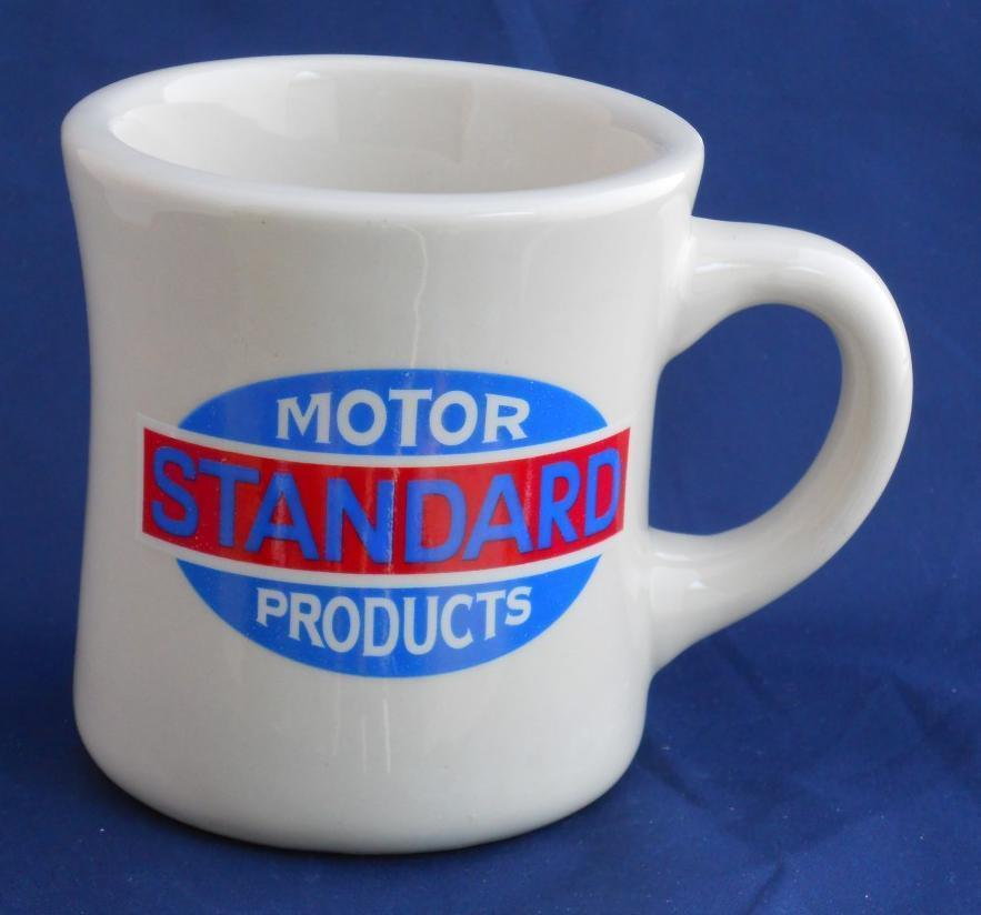 Primary image for Motor Standard Products Coffee Cup Mug Advertising Car Automobile Parts
