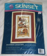 VTG 1993 Sunset Southwest Collection Counted Cr... - $17.49