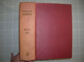 1937 Bound ATLANTIC Magazine Vol 160 July - December - $25.00