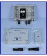 * GE Druck STE-110 Sensor Termination Enclosure w/ MDK-24 Lightning Arre... - $249.99