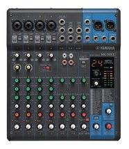 Yamaha MG10XU 10-Input Stereo Mixer with Effects - $199.99