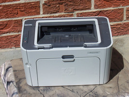 HP LaserJet P1505n Laser Printer  - $83.22