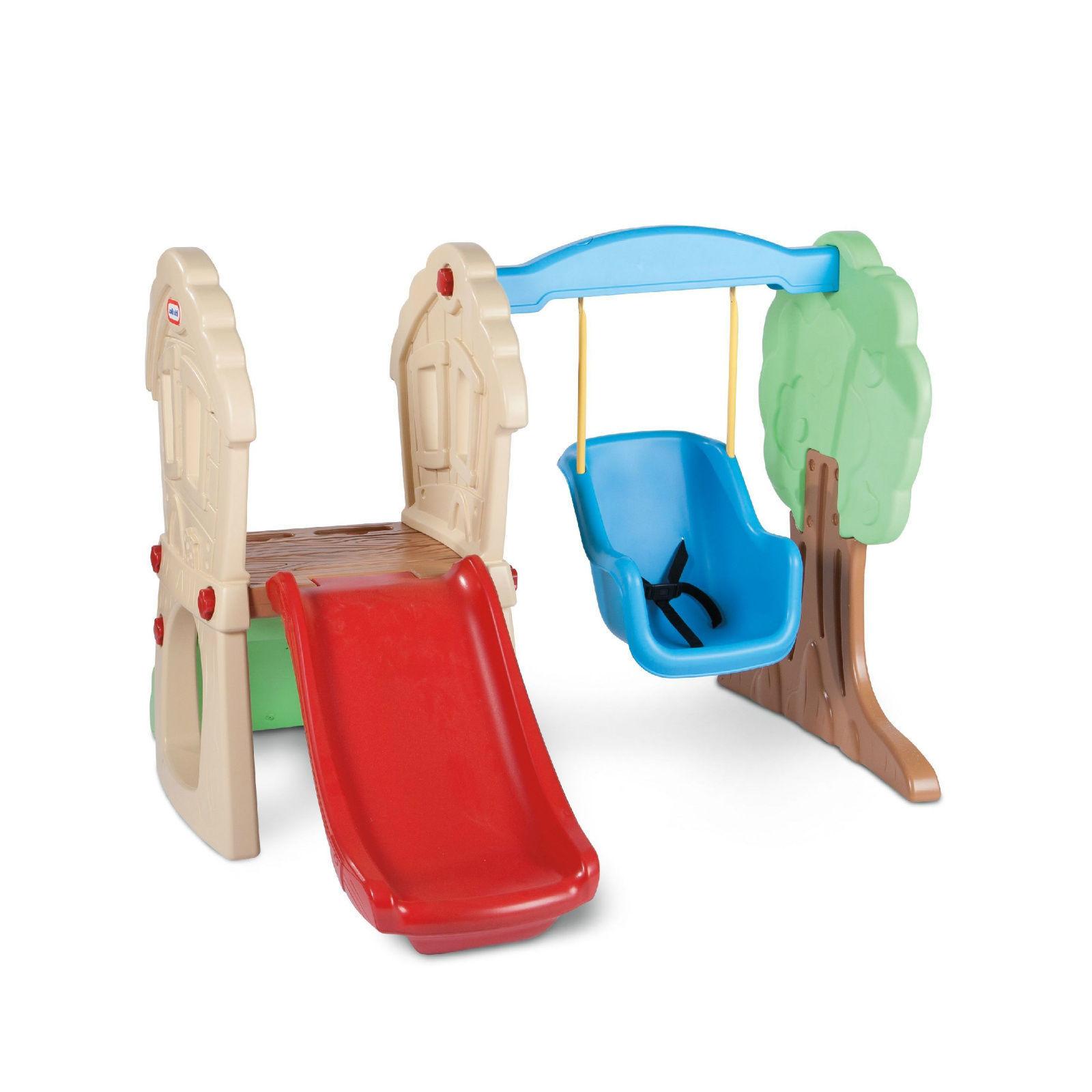 Little Tikes Orange Slides : Swing sets for children outdoor little tikes toddlers