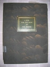 1928 BOOK ART treatise FINE LEATHER BINDING Illustrated - $45.00