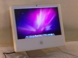 "Apple iMac ""Core Duo"" 2.0 GHz 20-Inch With 2 GB RAM, 250 GB HD,Camera, B... - $166.43"