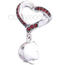 925 Sterling Silver European Charm Bead Daughter Newborn Son Child Love Family - $21.95