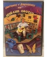 Cantamos Y Aprendemos (DVD, 2003) - $12.99