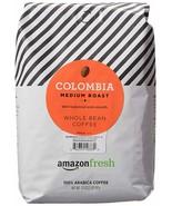 AMAZON FRESH COLOMBIA WHOLE BEAN MEDIUM ROAST - $12.30+