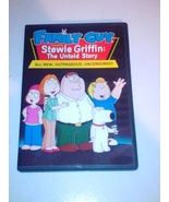 Family Guy presents Stewie Griffin the Untold Story DVD - $6.00