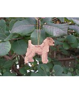 Irish Terrier everyday Ornament, clearance 50% off - get it before it is... - $9.50