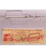 #3 SO. E.Z. Automatic Hook Rug Needle IOB Vintage Tool In Sad Box - $6.00