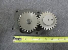 CASE ENGINE OIL PUMP HE3930337, MX170, MX150, 5240 TRACTOR image 1