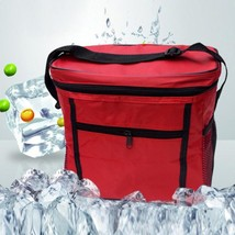 Brand Thermal Cooler Waterproof Insulated Portable Tote Picnic Lunch Bag... - $14.00