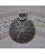 Ethnic Egyptian Bedouin style-Sterling Silver P... - $54.45