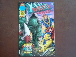 Marvel Comics   X-MEN BROOD day of wrath Vol 1 No 1 of 2 September 1996   - $5.94