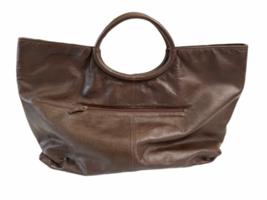 Leather Suede Cowhide Handcrafted Lot - Belt Handbag Bag Purse Clutch Stocking image 5