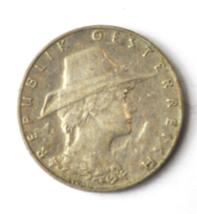 1925 Austria 10 Ten Groschen KM# 2838 Copper Nickel Coin  image 1