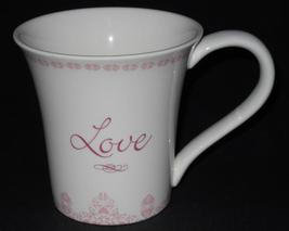 RUSS ~ Love ~  For The Loving Things You Say And Do, My Heart  Cup Mug Valentine - $21.95
