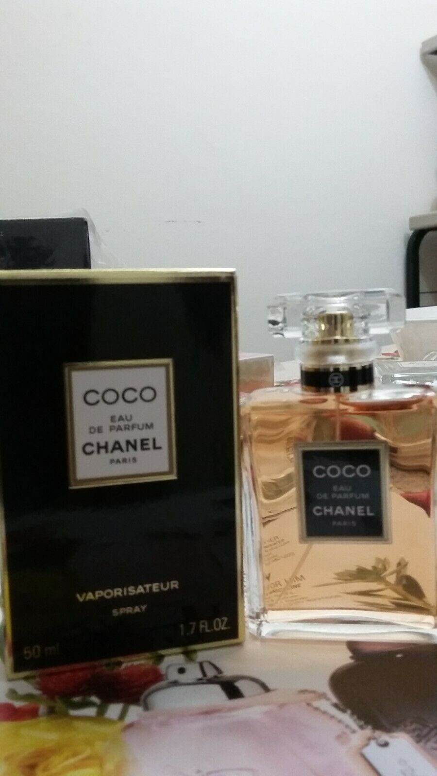 Chanel Coco Perfume 1.7 Oz Eau De Parfum Spray