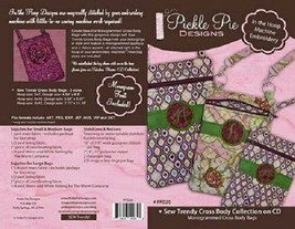 Sew Trendy Collection Pickle Pie Designs - $29.69