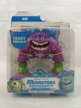 Disney Pixar Monsters University Scare Students Art Action Figure - $6.92