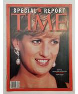 TIME MAGAZINE SPECIAL REPORT SEPTEMBER 8, 1997 PRINCESS DIANA - $4.98