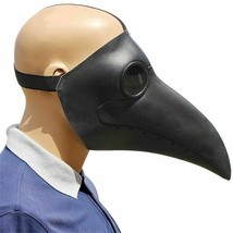 Horror Frightening Bird Plague Doctor Cosplay Mask Steampunk Costume Dre... - $37.80 CAD
