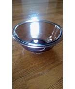 Pyrex Bowl - 1L - Mixing/Nesting - Brown Glass - Corning - $14.99