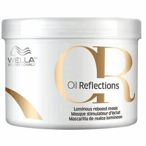 Wella  Oil Reflections Luminous Reboost Mask,  16.9oz