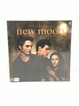 The Twilight Saga New Moon The Movie Board Game Cardinal Indoor Activity New - $7.92