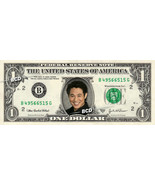 JET LI on REAL Dollar Bill -  Collectible Celebrity Cash Gift Money