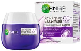 GARNIER SKIN NATURALS ANTI-AGEING ESSENTIALS DAY CARE & NIGHT CARE 55+ - $18.96