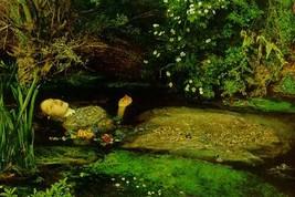 Ophelia by John Everett Millais - Art Print - $19.99+