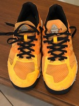 Reebok Womens CrossFit Speed TR gym Shoes Fire Spark Orange Size 8 UK 5.5  - $29.71