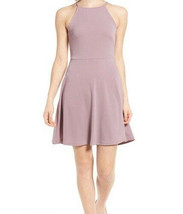 Lush Womens Ava Fit and Flare Skater Dress Size Large - $15.44