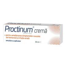 PROCTINUM Fast Relief Cream Anal Fissures, Hemorrhoids Anal Eczemas 30ml - $29.99