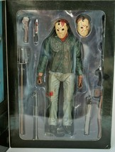 NECA Jason Voorhees Friday The 13th 7 inch Action Figure - 39702 - $30.72
