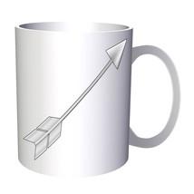 New Indian Arrow Art  11oz Mug m166 - $10.83