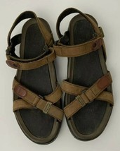 Timberland Sandals Casual Sport Womens US 10 Adjustable Leather Straps T... - $44.54