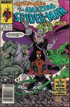 The Amazing Spider-Man #319 (1989) *Copper Age / Marvel Comics / Todd McFarlane* - $5.00