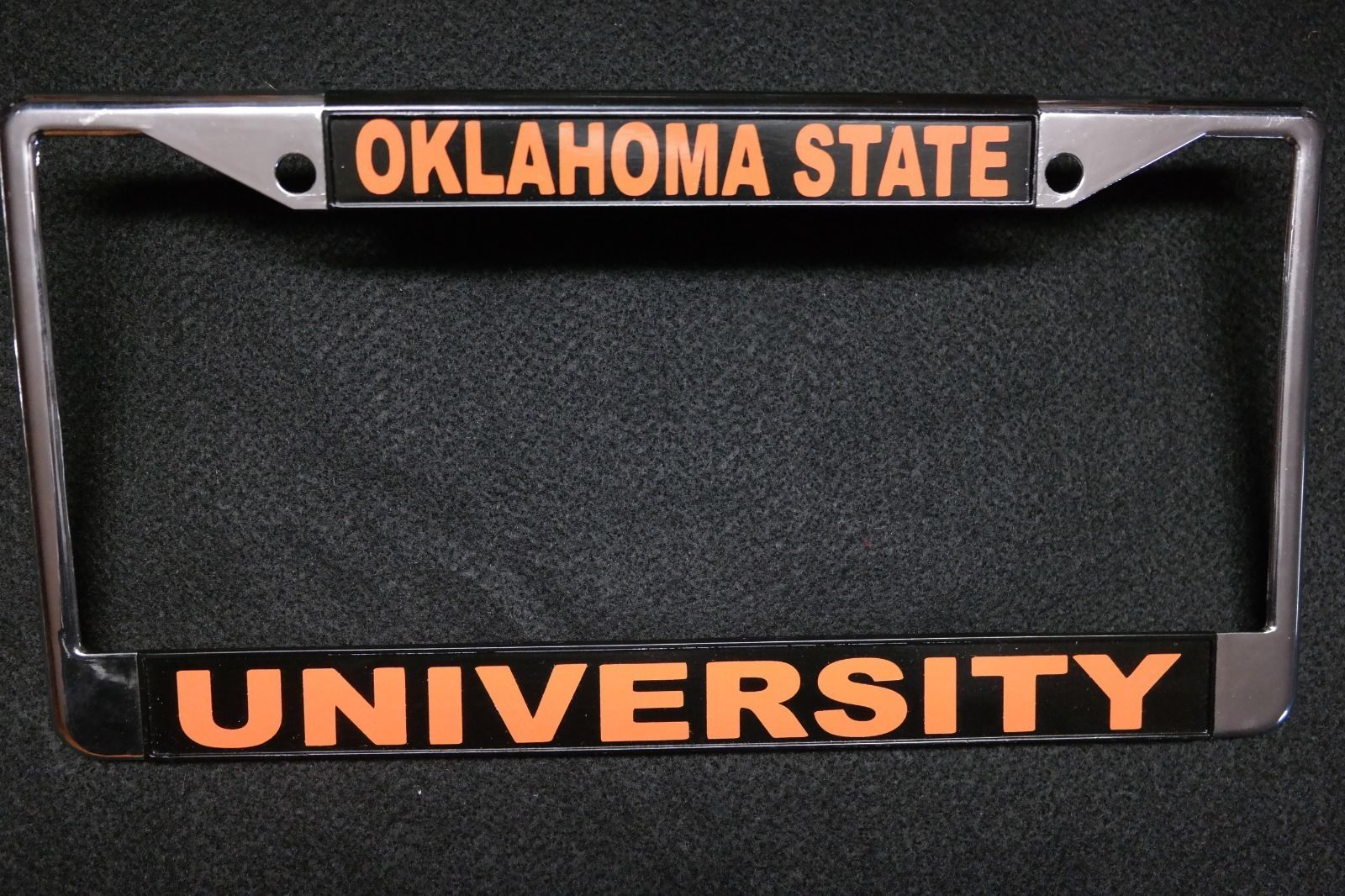 License Plate Frame, Chromed Solid METAL-- and 44 similar items