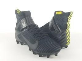 Nike Alpha Menace Elite 2 Football Cleats Flyknit Control 360 AT3721-001 Sz 8.5 - $114.74