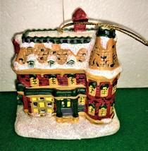 Its a Wonderful Life Brighten-Up Porcelain Ornament 2003 Enesco NIB - $13.99