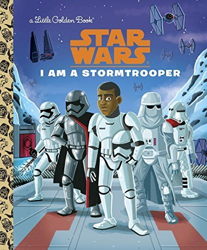 Primary image for I Am a Stormtrooper (Star Wars) (Little Golden Book) by Golden Books
