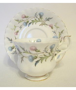 Royal Albert Scottish Thistle Teacup and Saucer... - $39.59