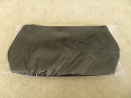 Brand New Rare Mary Kay Black Striped Zippered Makeup Bag/Clutch Approx ... - $10.00