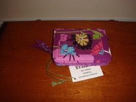 Vera Bradley Flutterby Campus Double ID  - $19.99
